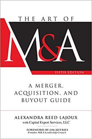 Art of M&A 5th Edition cover